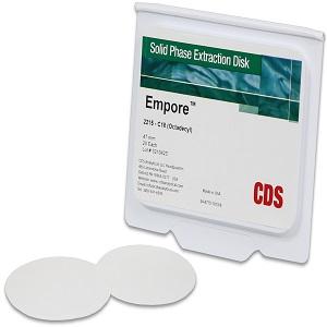 Empore C18 47mm SPE 膜片,20片/盒
